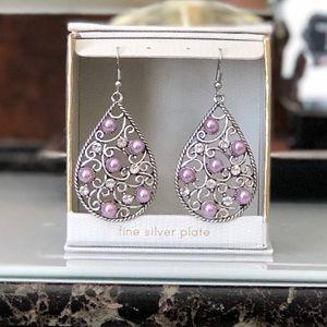 Beatiful beaded earrings